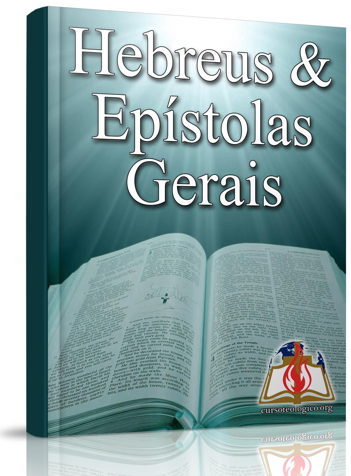 Curso sobre a Carta de Hebreus e Epístolas Gerais
