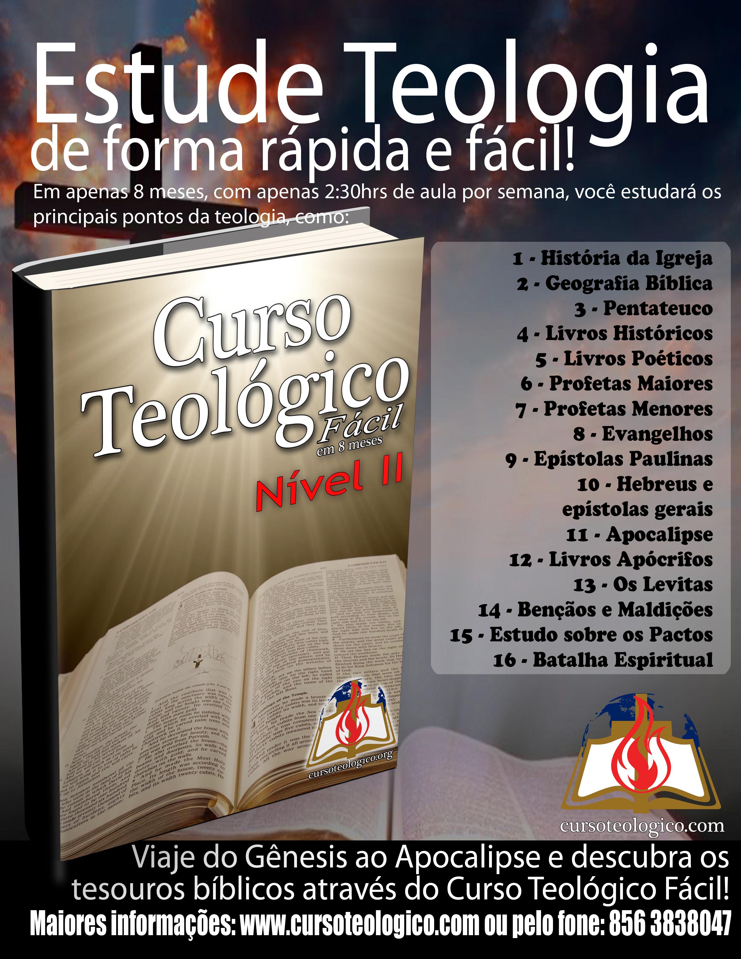 Curso Teológico Fácil - Nível II